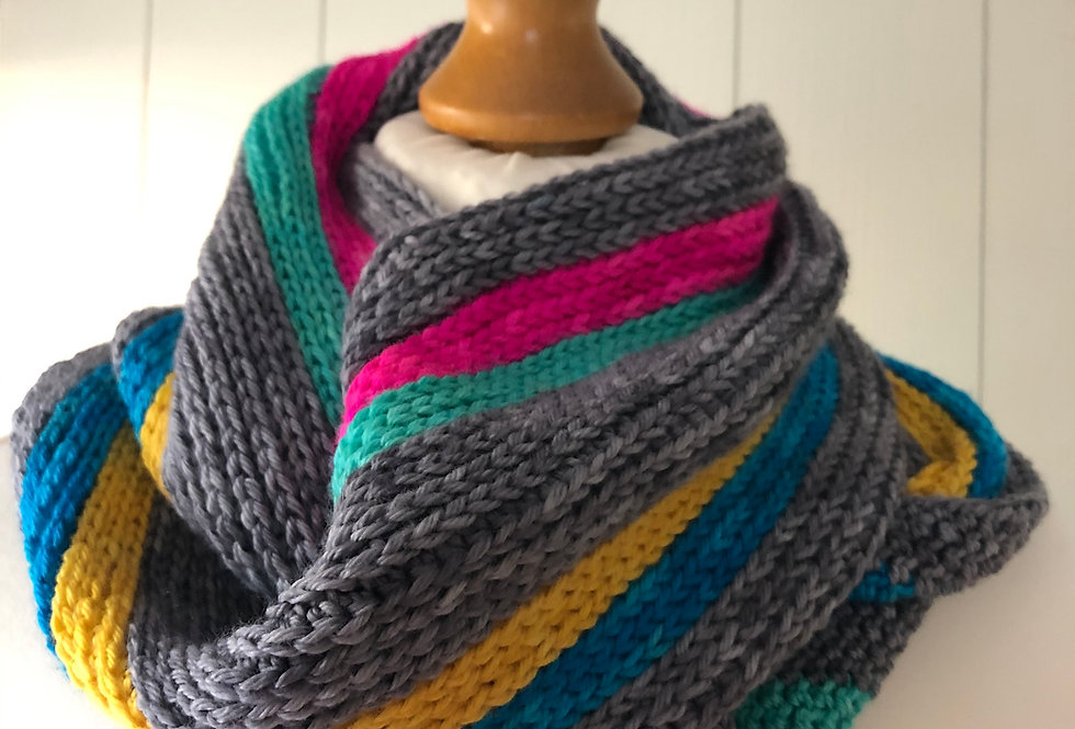 Wolds Crochet Shawl Pattern