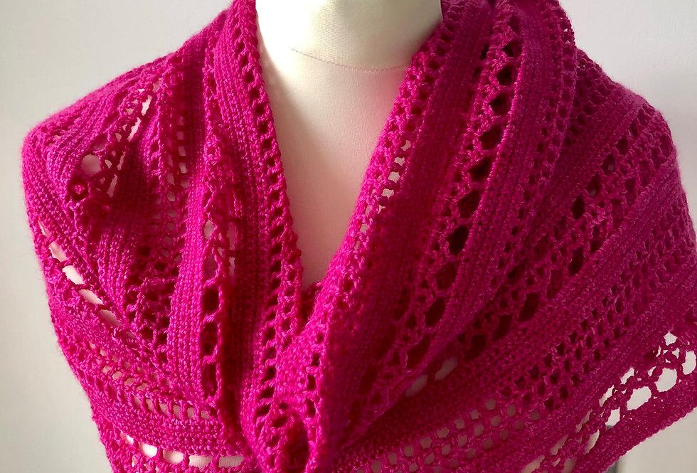 Celebration Crochet Shawl Pattern