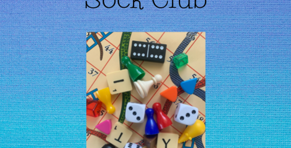 The Board Game Sock Club: Trivial Pursuit