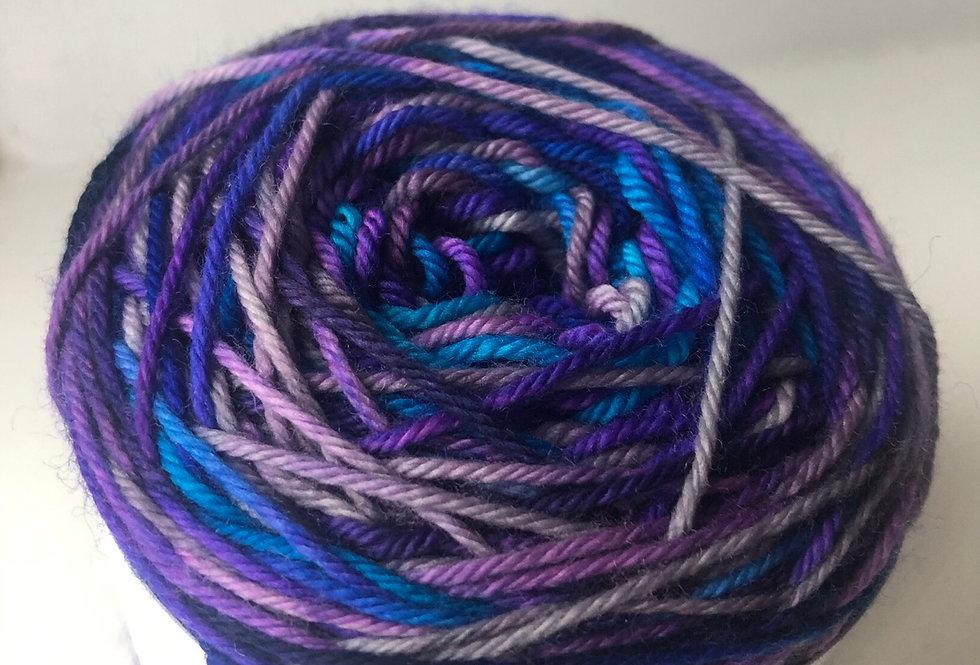 Blueberry twist