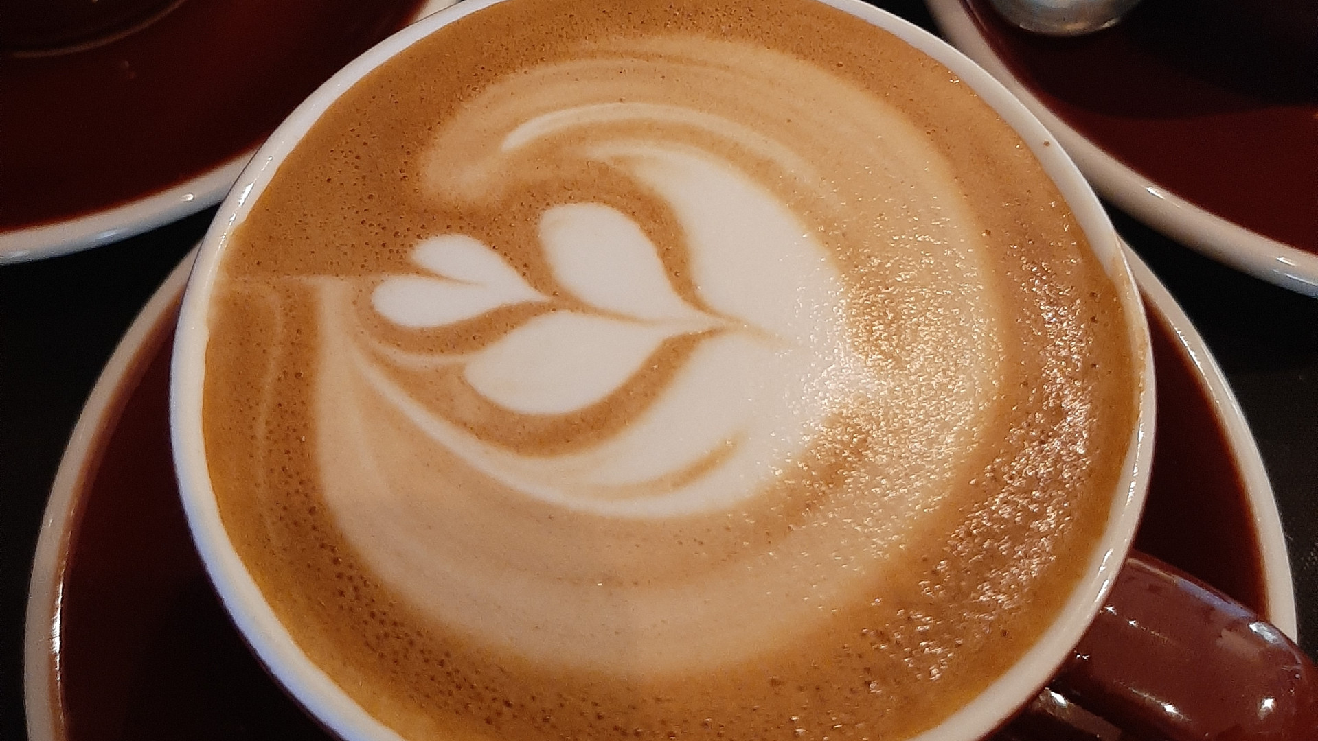 Coffee from Supreme coffee