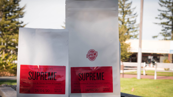 Wholesale of Supreme Coffee beans
