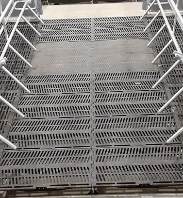 Jimdi SURE-STEP Crate Farrow Floor