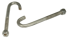 Sure-Step hog flooring system j bolts ensure solid, durable assembly
