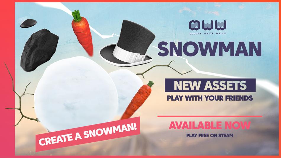 OWW 9.6 Build a Snowman!