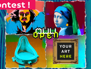 October Contest: Favorite Artist Mini Gallery Challenge
