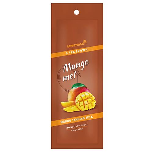 Mango me! Mango Tanning Milk