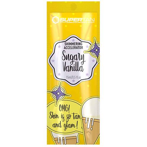 Sugary Vanilla Shimmering Accelerator