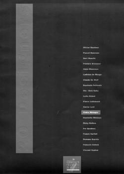 20 designers belges