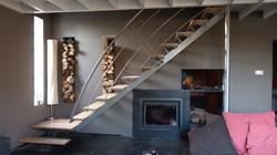 Escalier Gembloux
