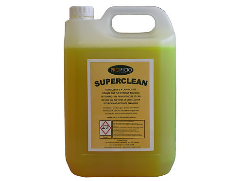 Superclean - Caustic-Free TFR