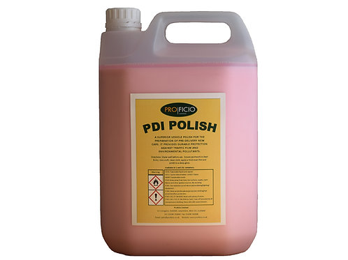 PDI Polish - Vehicle Polish