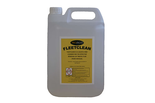 Fleetclean - Non-Caustic Vehicle Cleaner