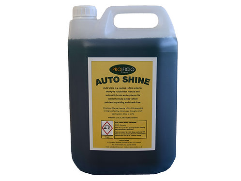 Auto Shine - Vehicle Shampoo