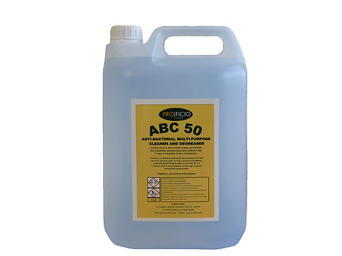 ABC 50 - Antibacterial Multi-Purpose Cleaner
