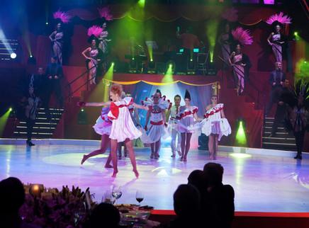Inde - Cabaret and circus event