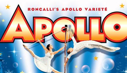 Allemagne - Roncalli's Apollo Varieté