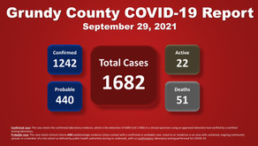 Grundy County COVID-19 Update (09.29.21)