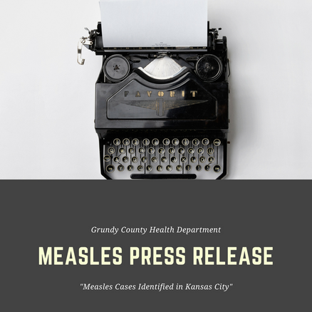 Measles Cases in Kansas City