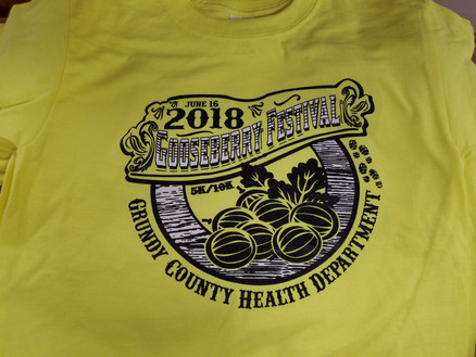 Gooseberry Festival 5k/10k Registration Now Open