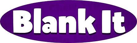 Blank It logo