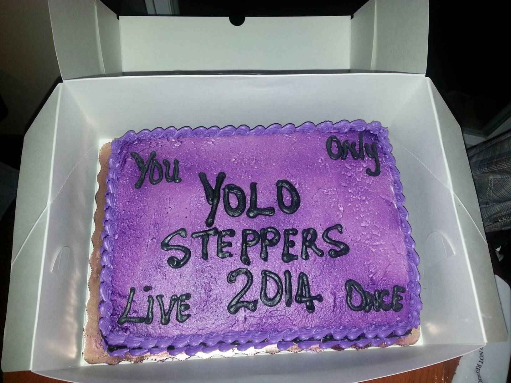 Yolo Steppers Sweet Tooth