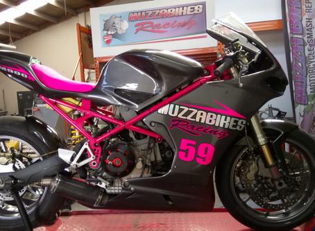 MUZZABIKES Ducati M900R