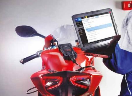 New Ducati Diagnostics System