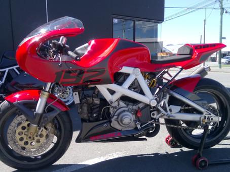 Bimota DB3 race bike