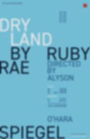 Dry Land Poster by Emma Dau