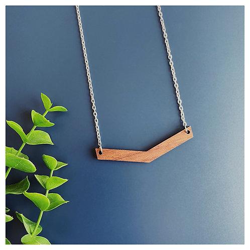 Single Chevron Necklace