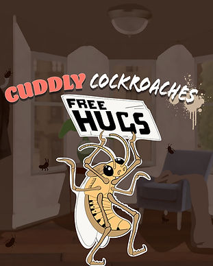 CuddlyCockroaches_banner