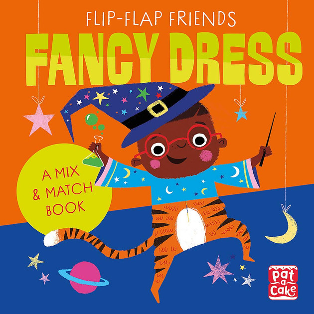 Flip Flap Friends: Fancy Dress