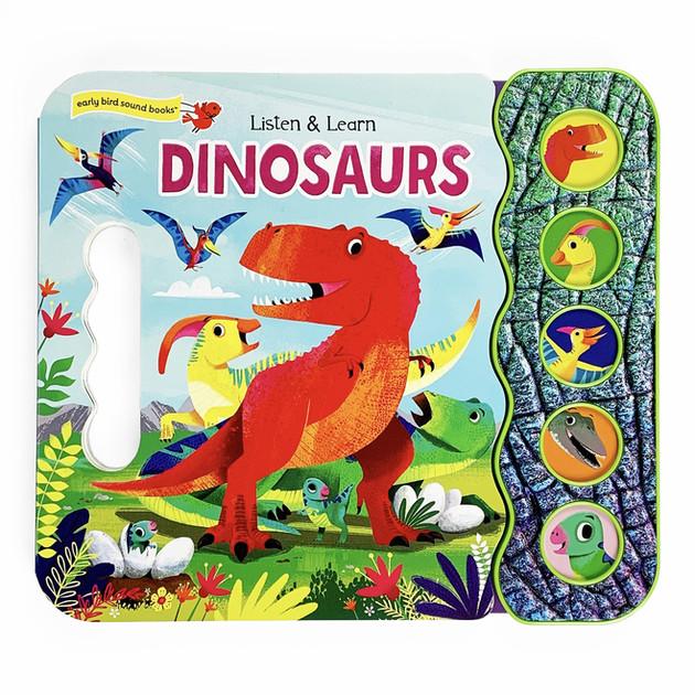 Listen & Learn Dinosaurs