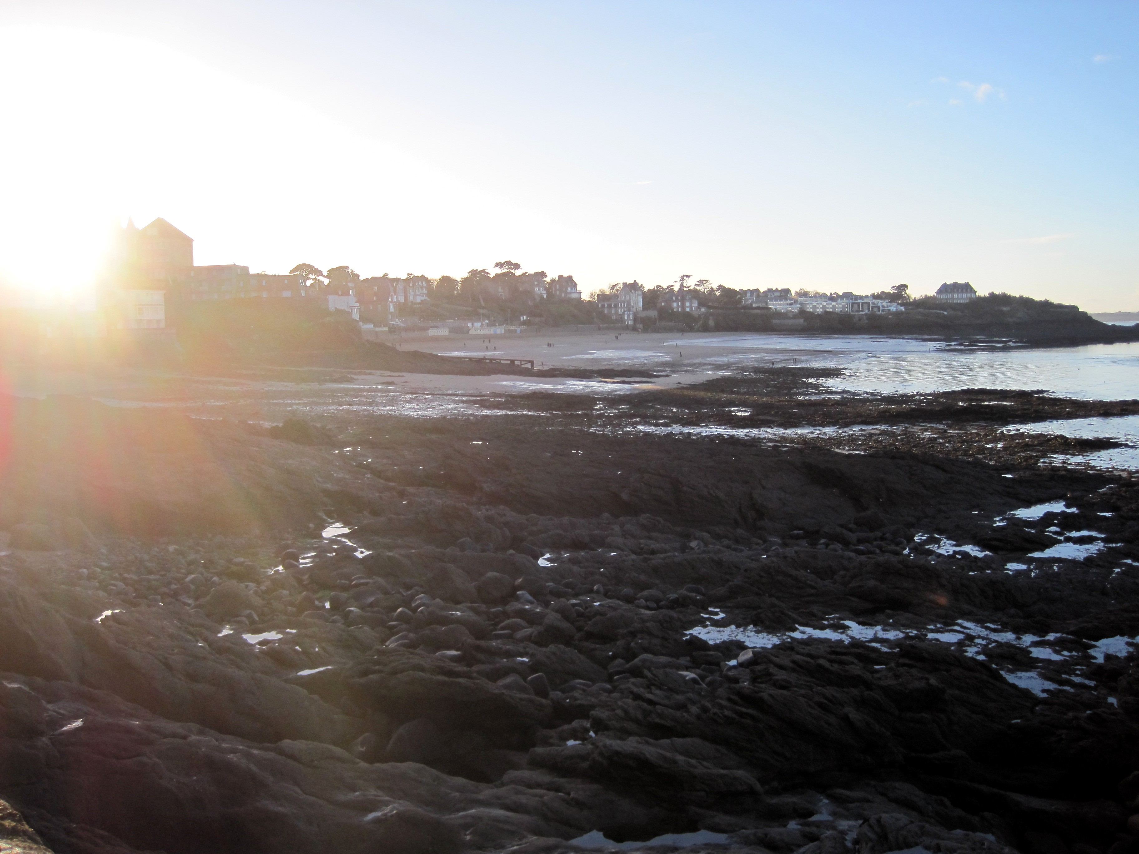 Dinard, Saint Malo, Cancale...