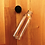 Thumbnail: 6pcs 2 oz. Clear PET Plastic Bottles w/ Disc Tops
