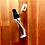 Thumbnail: 6pcs 2 oz. Clear PET Plastic Bottles w/ Spray Mister