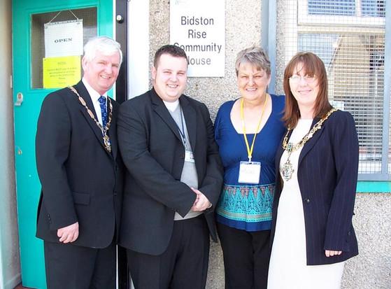 Opening of Bidston Rise Community House