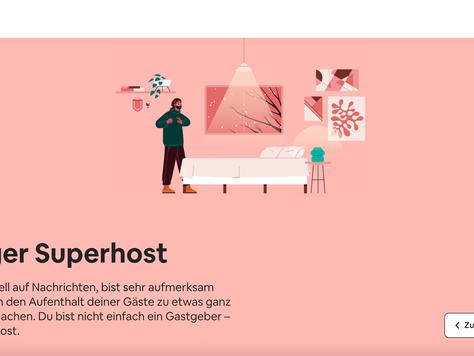 Bewertung von Airbnb