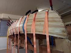 Kanubau mit Schweizer Holz