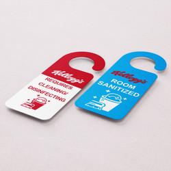 Kellogg's Door Hangers