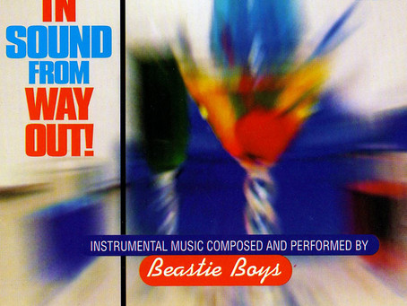 🎈 2️⃣5️⃣ 🤡 - Beastie Boys - The In Sound From Way Out!