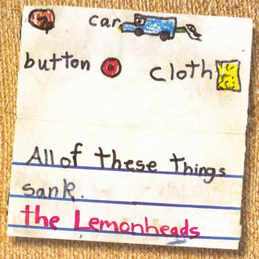 🎈 2️⃣5️⃣ 🤡 - The Lemonheads - Car Button Cloth