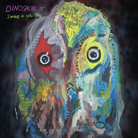 🎵 NEW RELEASE - Dinosaur Jr. - Sweep It Into Space