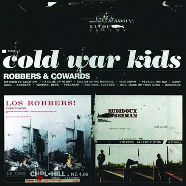 🎈 1️⃣5️⃣ 🤡 - Cold War Kids - Robbers & Cowards