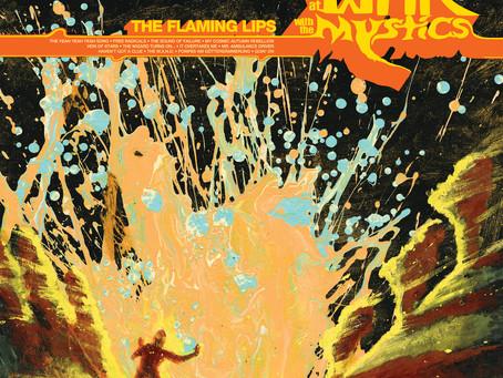 🎈 1️⃣5️⃣ 🤡 - The Flaming Lips - At War With The Mystics