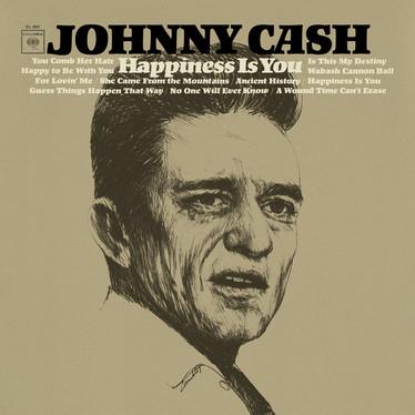 🎈 5️⃣5️⃣ 🤡 - Johnny Cash - Happiness Is You