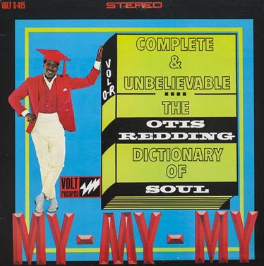 🎈 5️⃣5️⃣ 🤡 - Otis Redding - Complete & Unbelievable: The Otis Redding Dictionary Of Soul
