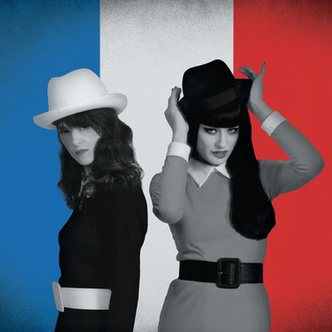 🎵 NEW RELEASE - April March & Olivia Jean - Palladium