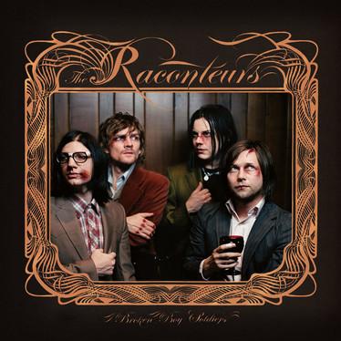 🎈 1️⃣5️⃣ 🤡 - The Raconteurs - Broken Boy Soldiers